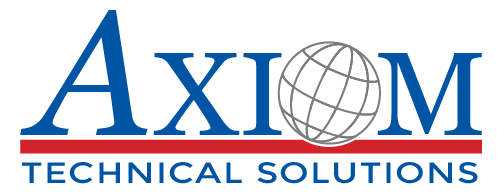 Axiom Technical Solutions Sticky Logo Retina